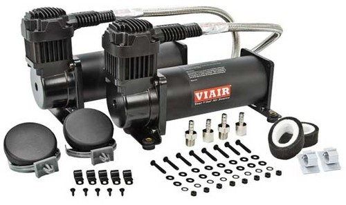 Dual-Pack Viair 444C BLACK